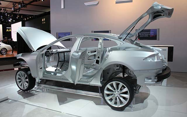 Welcome to the Future - The Tesla Model S | Used Limo and ...