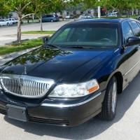 2011 Lincoln Town Car L